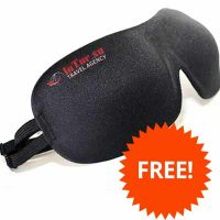 free travel sleep mask