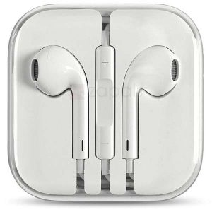 Free In-Ear Earphones Headphones with Mic and Remote
