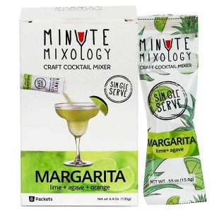 Free Minute Mixology Craft Cocktail Mixer Sample