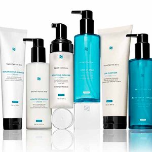 Free Skinceuticals Cosmeceutical Cleansers