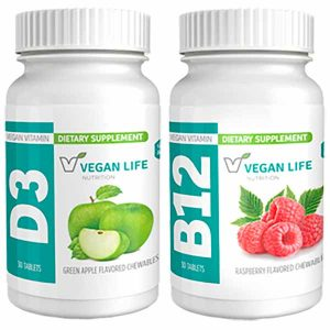 Free Vegan Life Chewable Vitamins