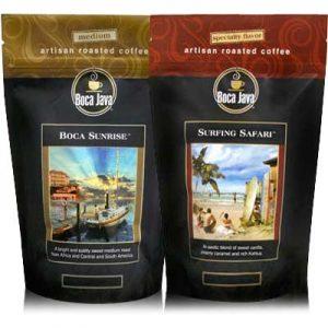 Free Boca Java Coffee