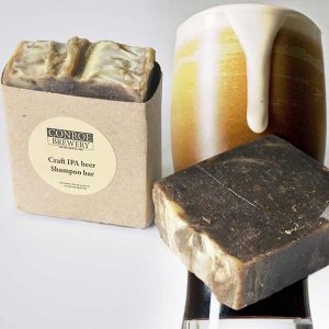 Free Craft IPA Beer Shampoo Bar