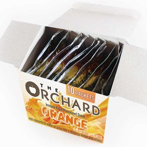 Free Orchard Instant Orange Juice Powder