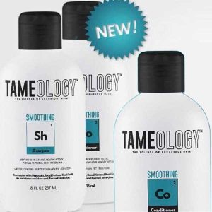 Free Smoothing Shampoo and Conditioner Sample