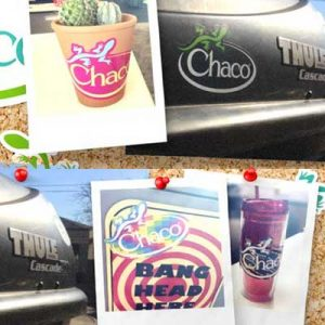 Free Chaco Sticker