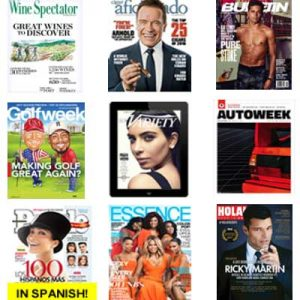 Free Subscription to Magazines