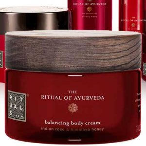 Free Ritual of Ayurveda Body Cream
