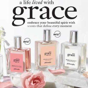 Free Sample of Grace Fragrance
