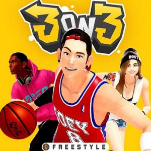 Free 3on3 FreeStyle for Xbox One