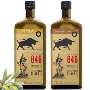 Free Extra Virgin Olive Oil