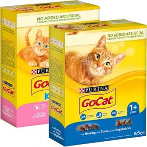 Free Purina Go-Cat food