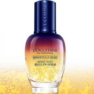 Free L'Occitane Immortelle Reset Serum