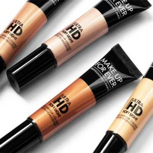 Free Make Up For Ever Ultra HD Soft light