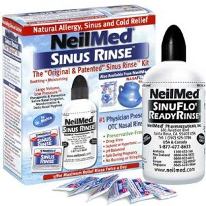 Free Sinus Rinse Bottle