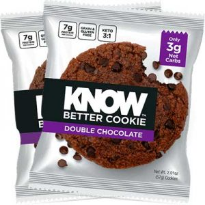 Free Cookie Double Chocolate Chip