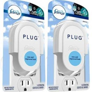 Free Febreze Plug Scented Oil Warmer