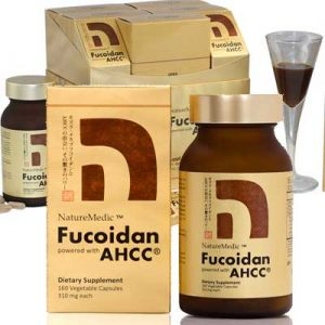 Free Fucoidan AHCC Sample