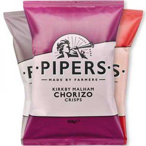 Free Sample Box of Crisps