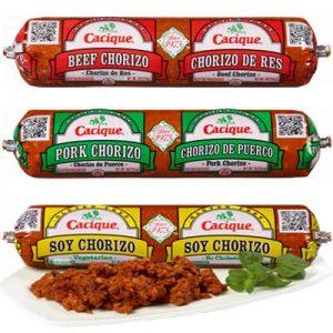 Free Cacique Chorizo