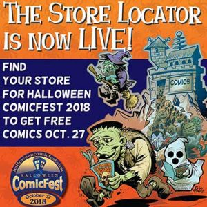 Free Comic Books For Halloween Comicfest