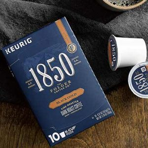Free Folgers 1850 Ground Coffee