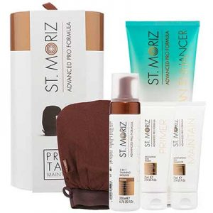 Free Gift Boxes of St. Moriz Tanning Products