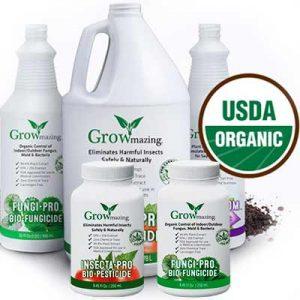 Free Growmazing Insecta-Pro & Fungi-Pro Sample