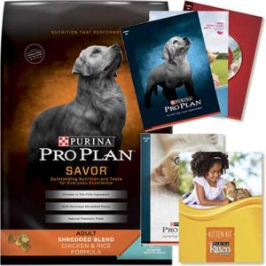 Free Puppy and Kitten Starter Kits From Purina