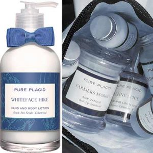 Free Pure Placid Linen Spray, Lotion, Body Wash or Candle
