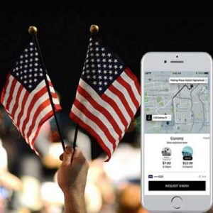 FREE Uber Ride on Election Day