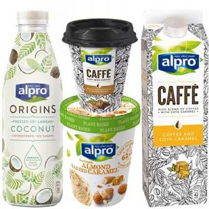 Free Alpro Product Samples