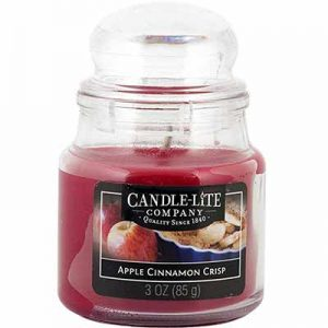 Free Candle-Lite Company Jar Candle