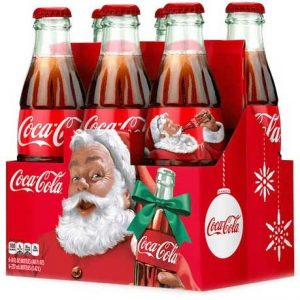 Free Coke Christmas Pack