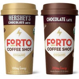 Free Forto Coffee Shot