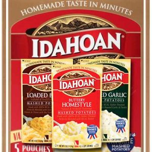 Free Idahoan Potato Pouch or Cup