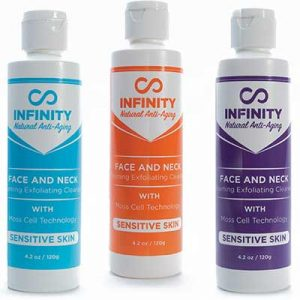 Free Infinity Organic Foaming Exfoliating Cleanser
