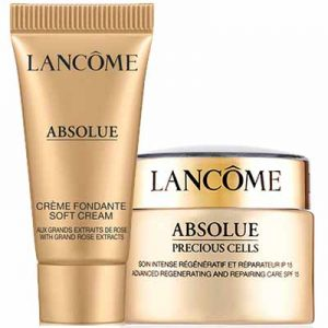 Free Lancôme Absolue Soft Face Cream
