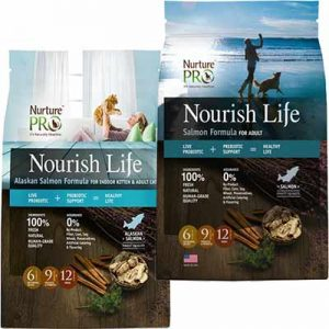 Free Nurture Pro Pet Food Sample