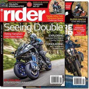 Free Rider Magazine