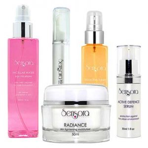 Free Sensoria Night Cream, Facial Oil, Micellar Water
