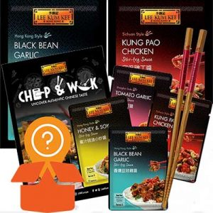 Free Stir Fry Sauce Sample Packs