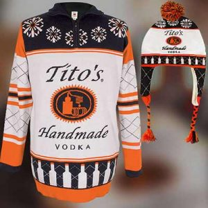Free Tito's Holiday Clothing