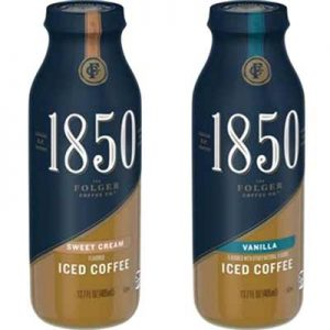 Free 1850 Ready to Drink Coffee