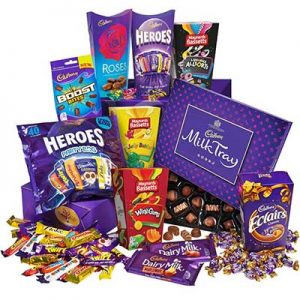 Free Cadbury's Chocolate
