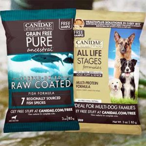 Free Dog Food Sample