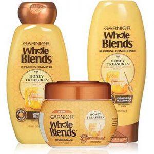 Free Garnier Whole Blends Honey Treasures