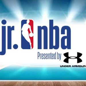 Free Jr. NBA Gift or Sticker