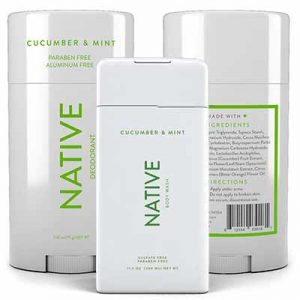 Free Native Deodorant