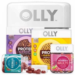 Free OLLY Sampling Event